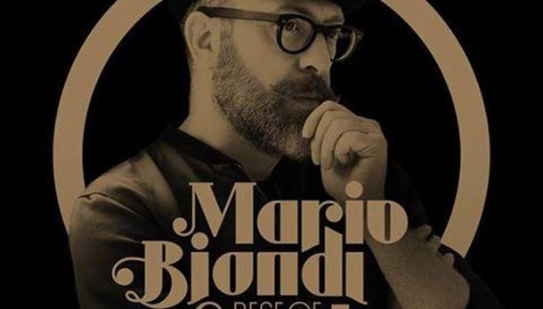 Mario Biondi annuncia raccolta di hits