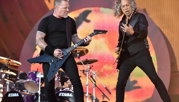 Metallica, con Halloween il nuovo brano