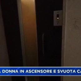 Seriate, truffe agli anziani: blocca una donna in ascensore e le svuota casa