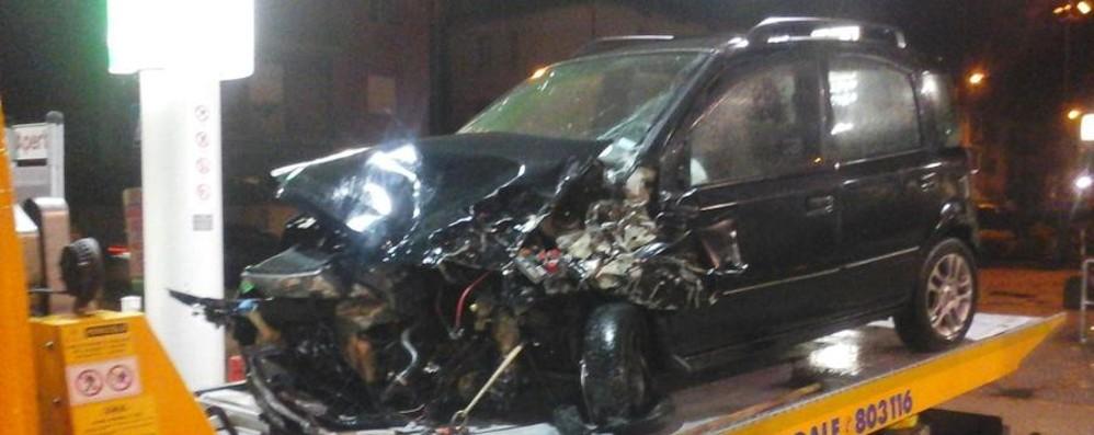 Zogno, incidente mortale Perde la vita una donna
