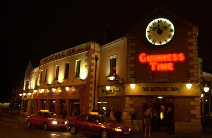 Un pub a Belfast