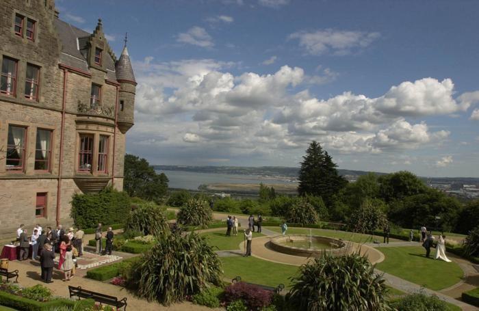 Il Castello a nord di Belfast