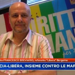 Libera e Provincia di Bergamo insieme contro le mafie