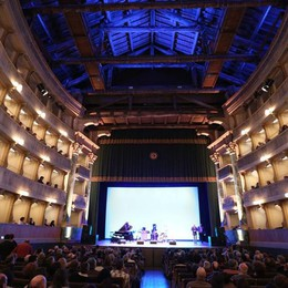 «Olivo e Pasquale» va in scena E torna anche il «Caffè del Teatro»