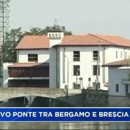 Pontoglio, nuovo ponte con Bergamo