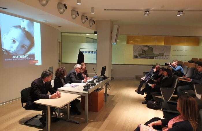 La conferenza stampa di presentazione del progetto
