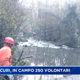 Fiumi sicuri, 250 volontari in azione sui corsi d'acqua