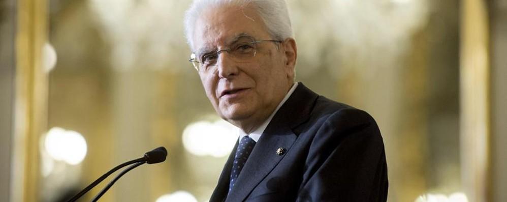 Mattarella in visita a Bergamo il  29 novembre  per il concerto di Muti