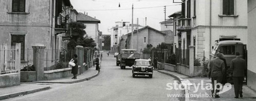Via San Tomaso, passato e futuro Il cuore (quasi) intatto del quartiere
