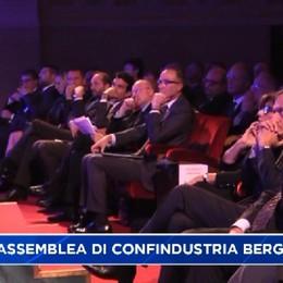 Assemblea Confindustria, Bergamo pronta alla quarta rivoluzione industriale