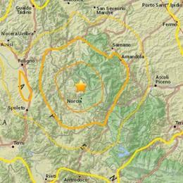 Il terremoto avvertito anche a Bergamo «Il letto tremava, svegliato dalla scossa»