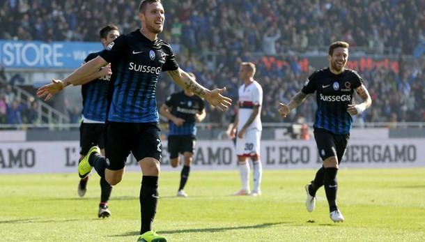 Serie A: Atalanta-Genoa 3-0