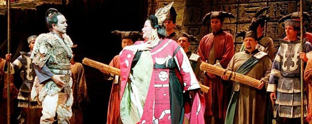 Tanta musica il giovedì Al Donizetti Turandot