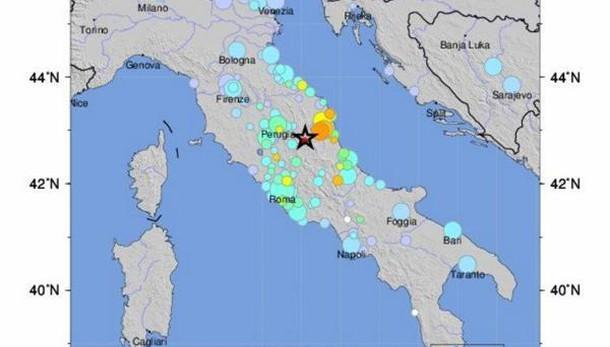 Terremoto: al momento nessuna vittima