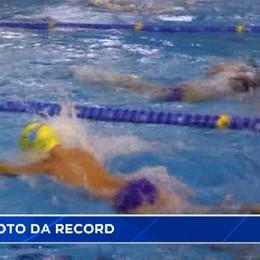 Csi, partito a Dalmine il campionato di nuoto