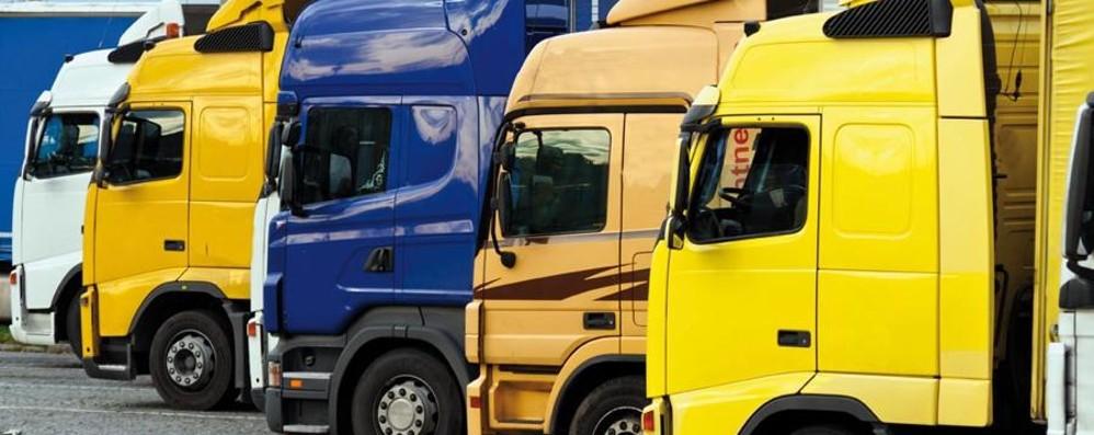 L'autotrasporto chiede più controlli «Sul numero di viaggi e peso dei carichi»
