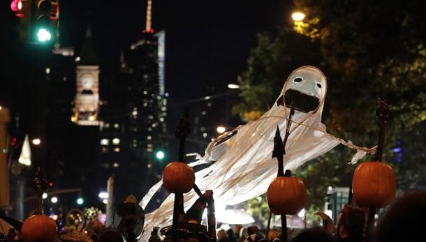 Usa: spari a festa di Halloween, 2 morti