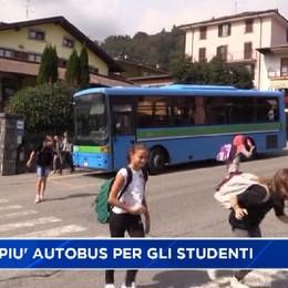 Parre, aumentano gli autobus per gli studenti