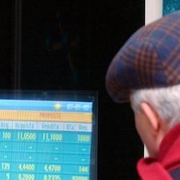 Analfabetismo finanziario  Un'anomalia italiana