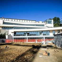 Università, pronti gli spazi di via Pignolo Lezioni al via da lunedì prossimo - video