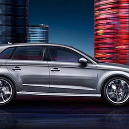Audi A3 Sportback si rinnova l'ibrida