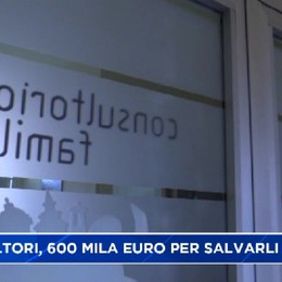 Consultori, servono 600 mila euro per salvarli