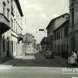 Gli anni Cinquanta in via Maffei Tra i palazzi e il carretto dei gelati