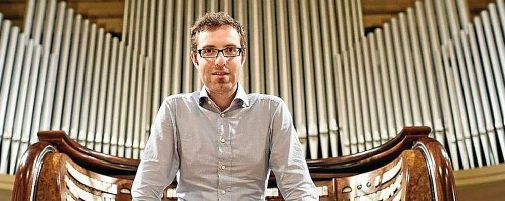 Un giovane talento alla ribalta Vebber al Festival organistico