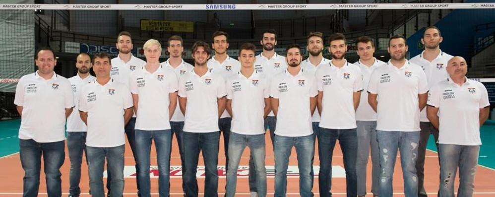 Volley: Caloni, l'attesa è finita Dopo dieci anni ritorna la serie A2
