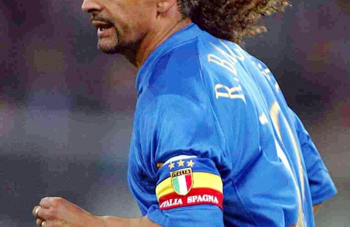 Roberto Baggio in Nazionale