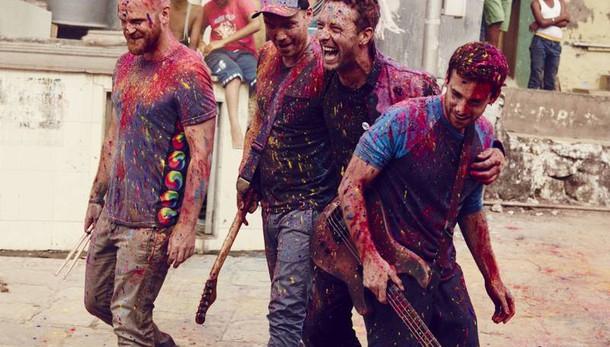 Tutti pazzi per Coldplay,sold out Milano