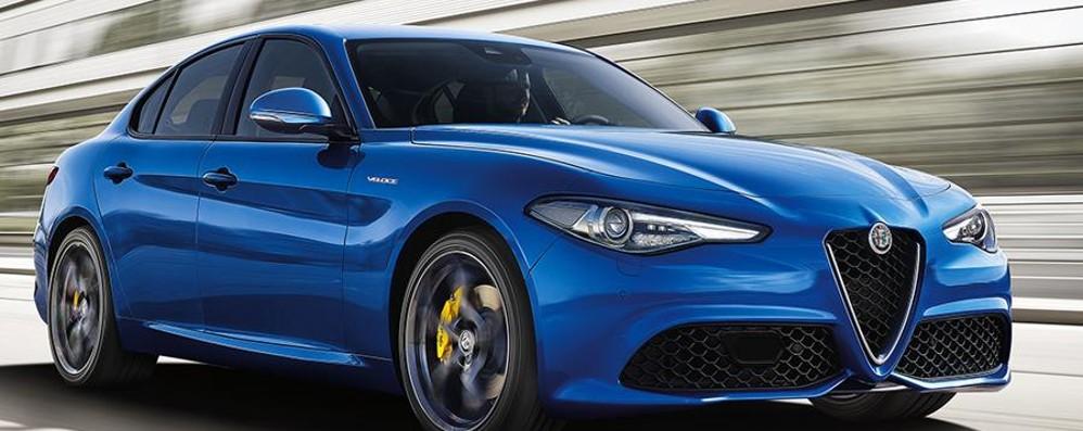 Alfa Romeo Giulia AE ancora più efficiente
