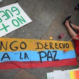 Colombia: il Nobel  tra guerra e pace