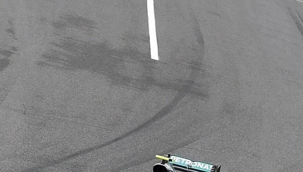 F1: Mercedes Rosberg vince Gp Giappone