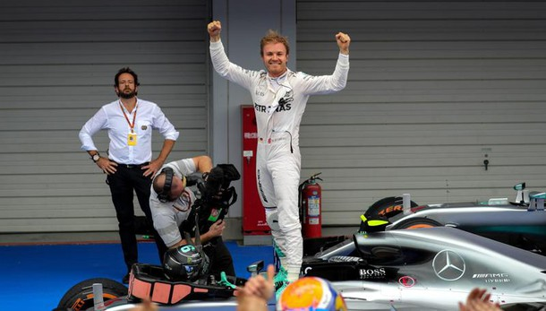F1: Mercedes vince Mondiale Costruttori