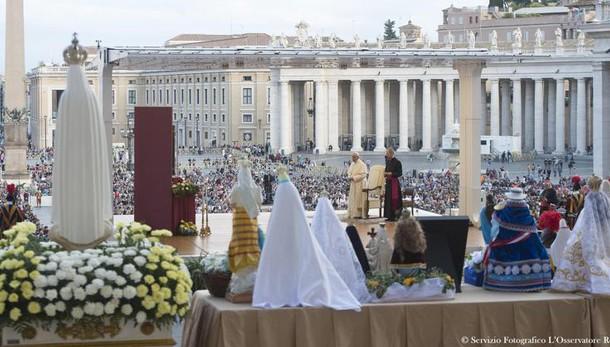 Papa: stranieri possono insegnarci