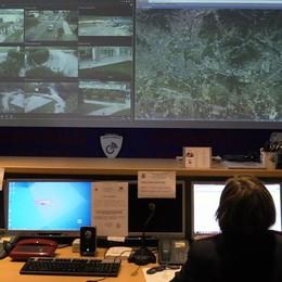 Pochi agenti? Vigilanza più tecnologica Telecamere e droni per la polizia dei Colli
