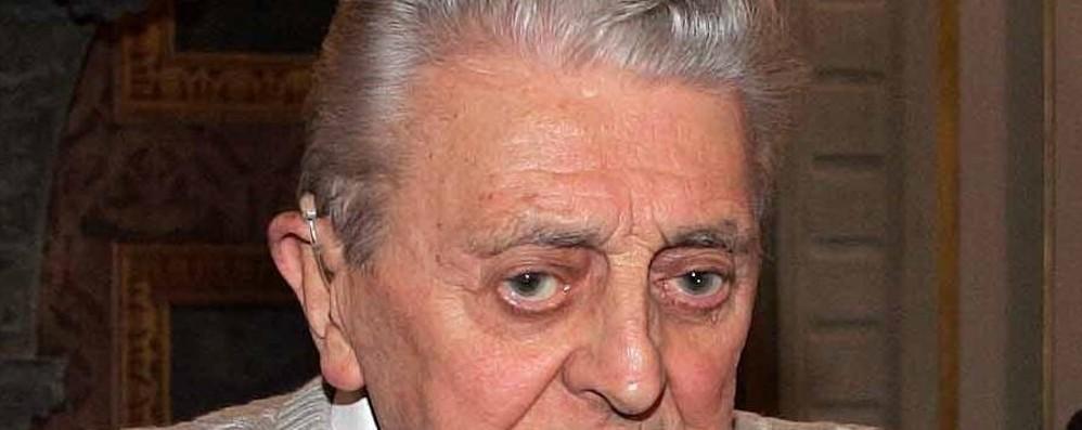 Addio al restauratore Mandelli «Un vero maestro per Bergamo»