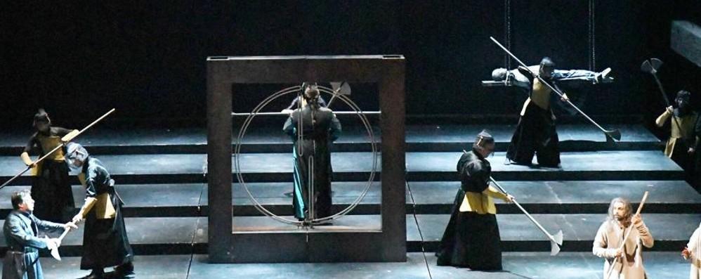 Al Donizetti arriva la magia di Turandot Si apre la mostra sul maestro Gavazzeni