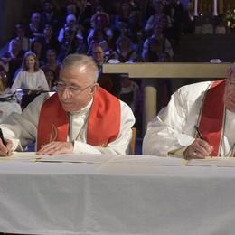 Il Papa in Svezia segna la storia