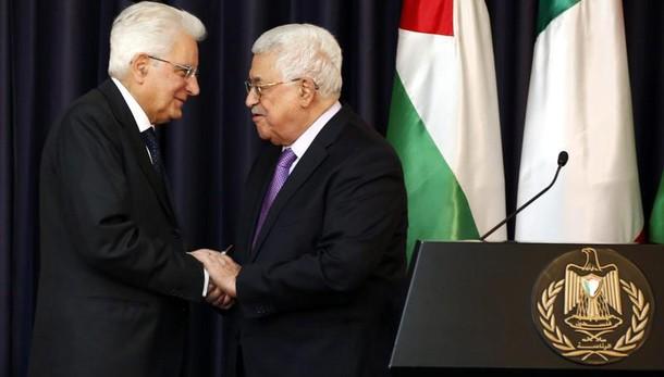 Mo: Abu Mazen, nostro obiettivo è pace