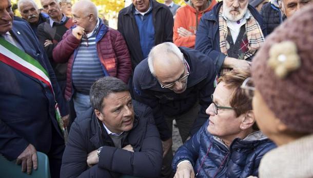 Terremoto: Renzi, nessuna deportazione