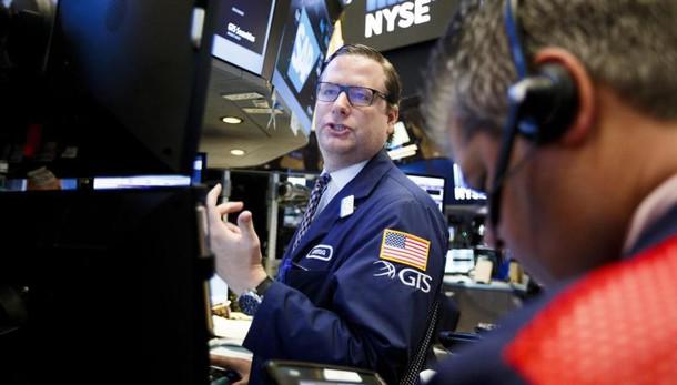 Wall Street apre positiva, Dj +0,16%