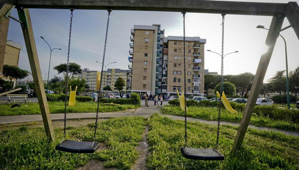 Abusi bimba 4 anni Parco Verde, indagini
