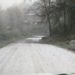 Cielo grigio e aria di neve - Live Primi fiocchi in Val Brembana