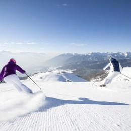 Gitschberg-Jochtal Quando sciare è facile