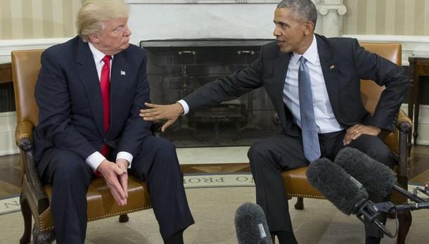 Staff Trump, 'Obama non persegua agenda'