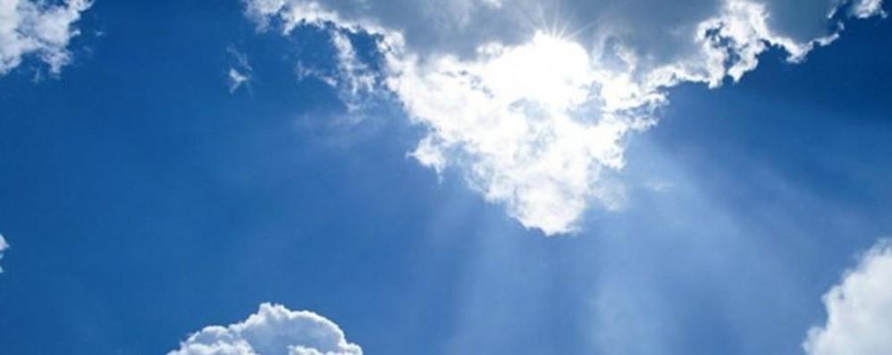 A Bergamo sarà un lunedì nuvoloso In settimana torna il sole, allerta vento