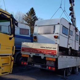 Da Bergamo 10 caravan per i terremotati «Trainiamo la solidarietà, aiutateci»
