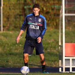 Bergamo abbraccia l'Under 21 Con quattro atalantini in campo